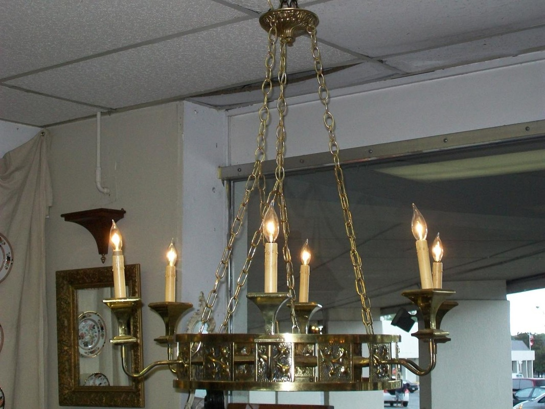 Antique chandeliers vintage lighting charleston house antiques extensive collections of antique chandeliers and vintage lighting in the chamblee area stop by and see them in person to get the best sense of their aloadofball